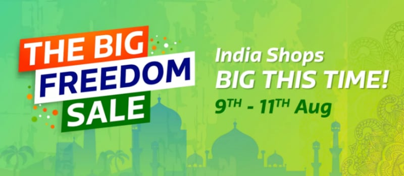 Flipkart Big Freedom Day Sale 2017 Dates Revealed: Offers on iPhone 6, Moto, Lenovo Phones, and More