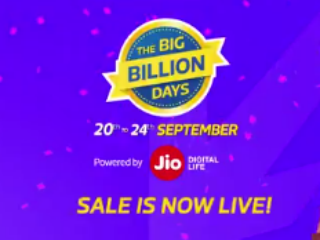 Flipkart Sale Offers Today: The Best Big Billion Day Sale Deals on TVs, Smartwatches, and More