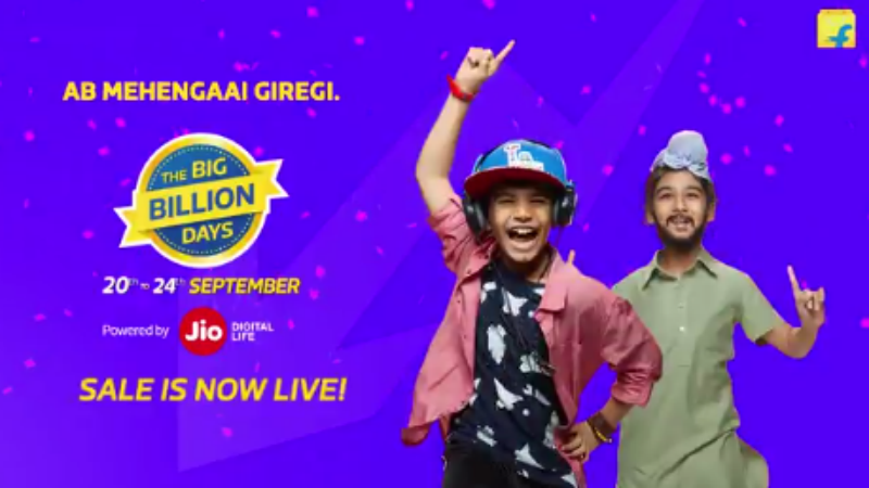 Flipkart Big Billion Days Sale: The Best Offers From Day 1
