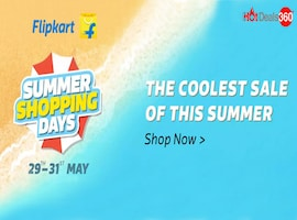 Flipkart Summer Shopping Days 2017, Starts 29th May Ends 31st May