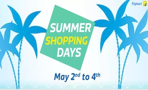 Summer Shopping Days on Flipkart