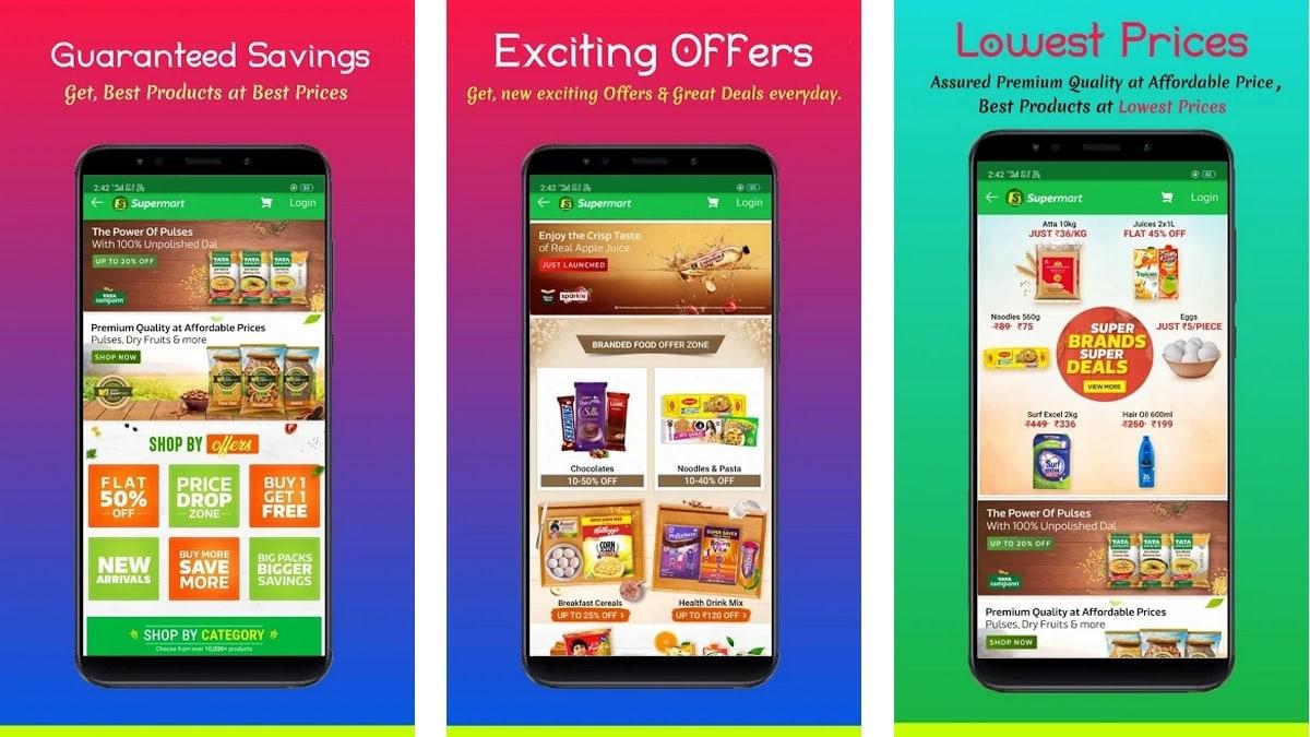 Flipkart Adds Voice Assistant in Its Grocery app 'Supermart'