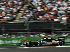 Mexican GP: Seven Points Strengthen Force India's Fourth Position