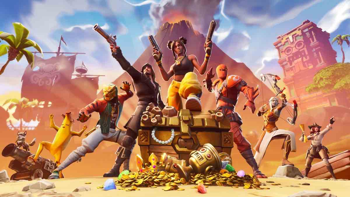 Fortnite Content Update for Patch v9.30 Adds Revolver, Brings Back Pump Shotgun