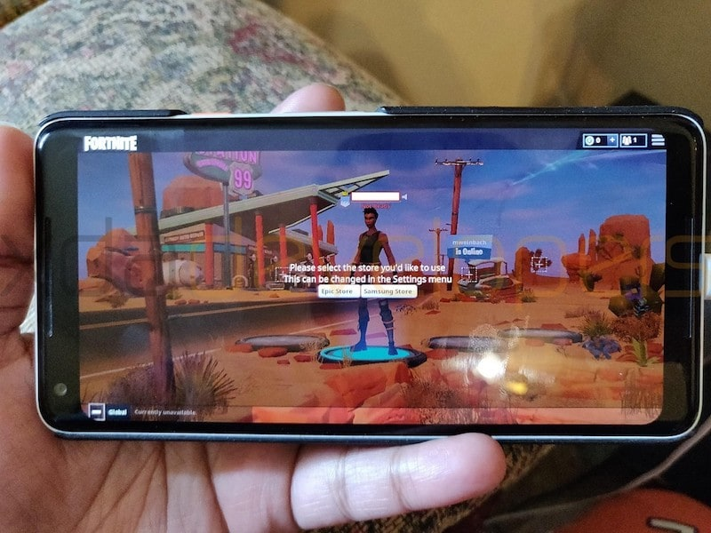Fortnite Mobile on Android Gameplay 1 fortnite_epic_store_samsung_galaxy_apps