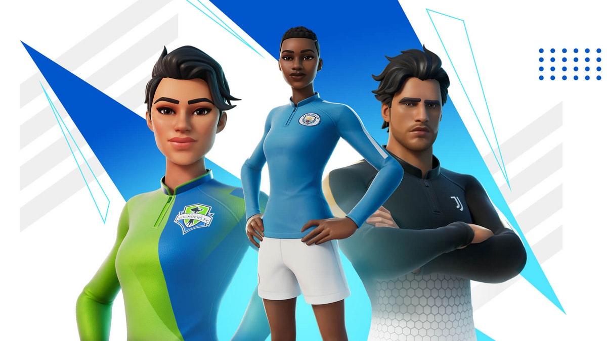 Fortnite to Get Football-Inspired Kickoff Set Skins, Pele Air Punch Emote
