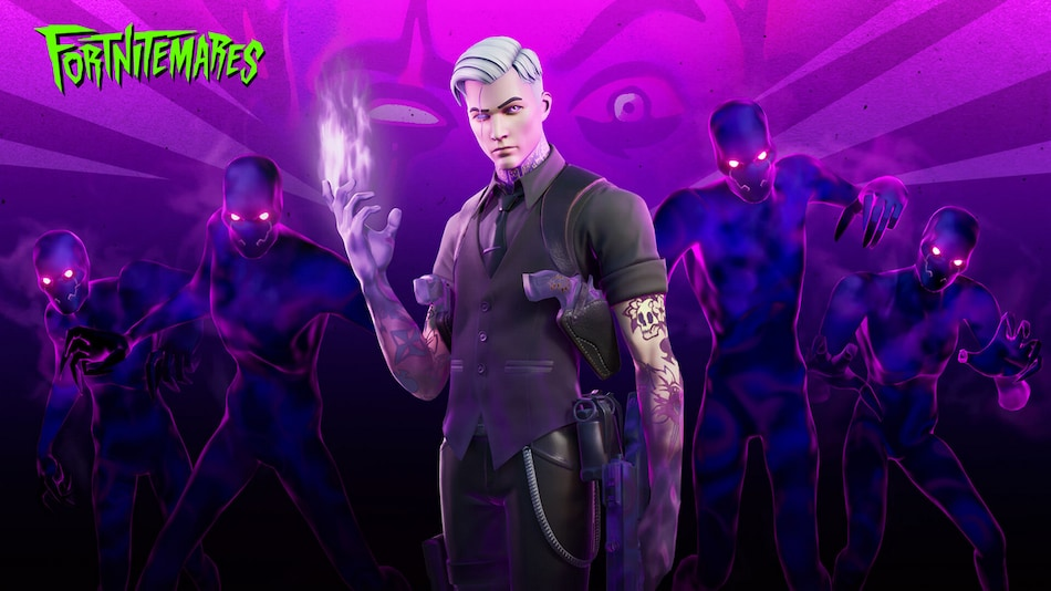 Fortnite Fortnitemares 2020 Event Lets Players Rejoin Match as a Ghost After Dying