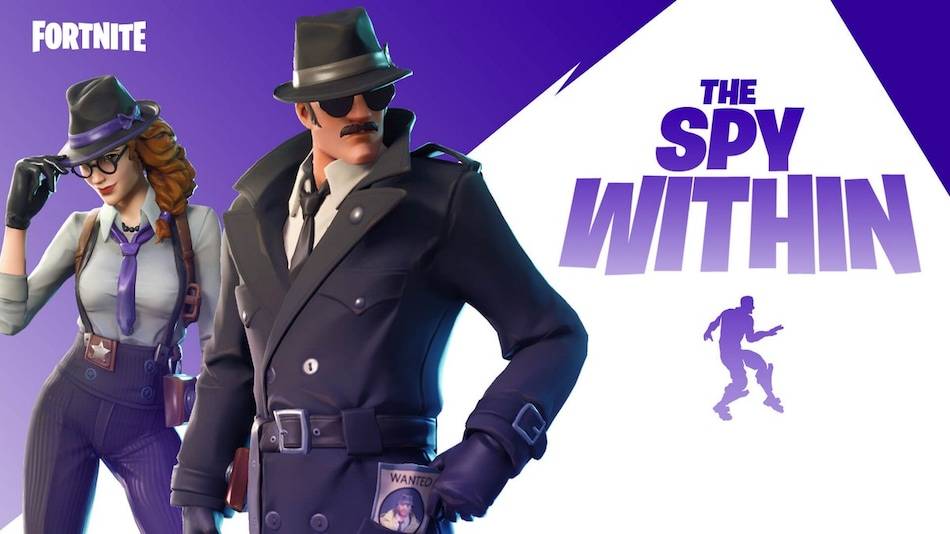 Fortnite Gets New 'The Spy Within' Game Mode Similar to Among Us