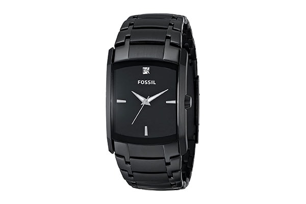 Fossil Analog Black Dial Mens Watch FS4159 1613401812257