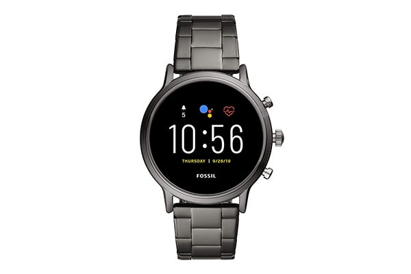 Fossil Gen 5 Carlyle Stainless Steel Touchscreen Mens Smartwatch 1613401875919