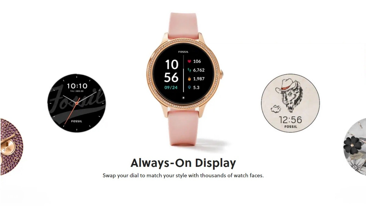 New Fossil Smartwatch Isn't the One We Wanted