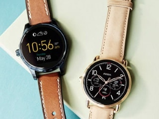 Fossil Q Marshal, Q Wander Android Wear Smartwatches Go Up for Pre-Orders in India