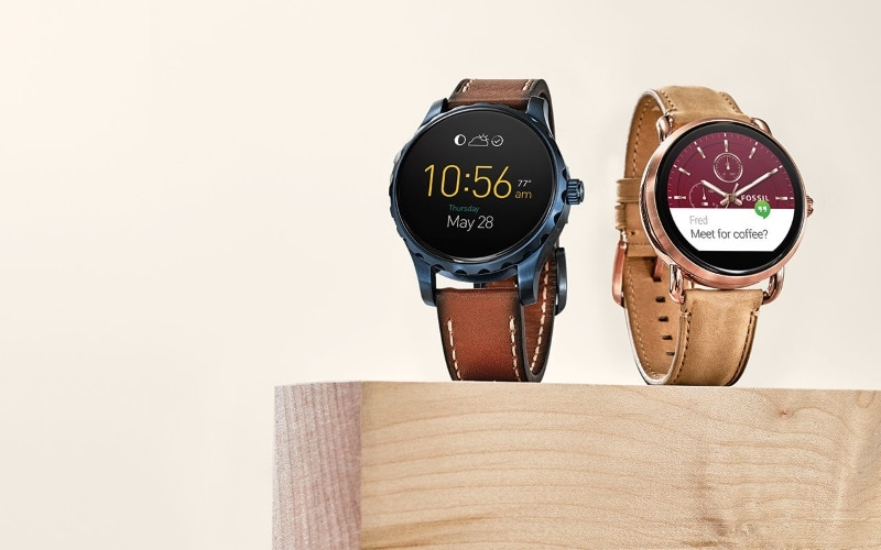 Fossil Enters India's Wearable Market With Q Series and Misfit Ray