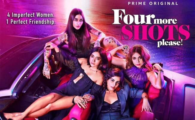 Four More Shots Please: Amazon Prime Indian Web Series