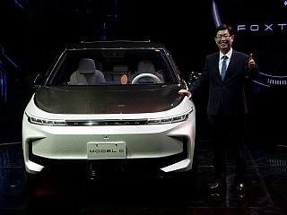 Taiwanese iPhone Supplier Foxconn Announces Entry into EV Market, Shows 3 Concept Vehicles