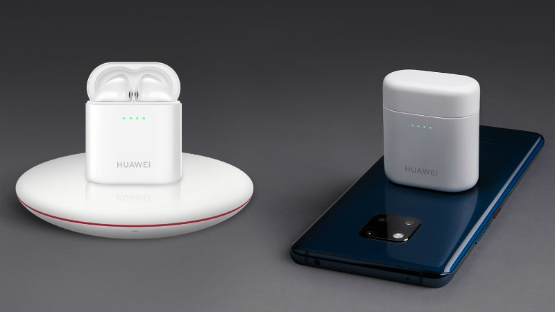 Huawei FreeBuds 2 Pro Wireless Earbuds With Wireless Charging, Bone Conduction Tech Launched
