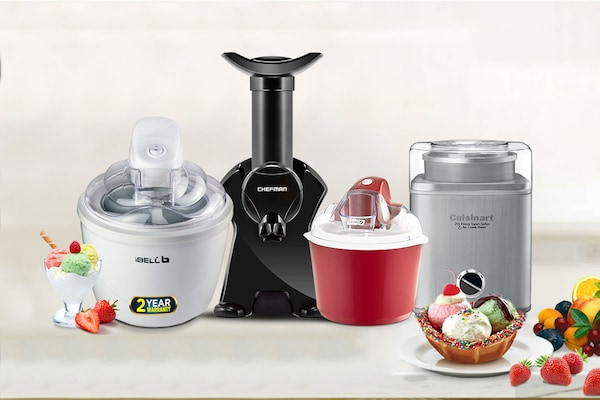 Best Frozen Yogurt Makers: For Healthy, Hygienic, Homemade Indulgences