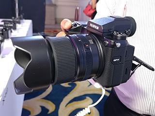 Fujifilm GFX 50S Medium Format Camera Launched in India