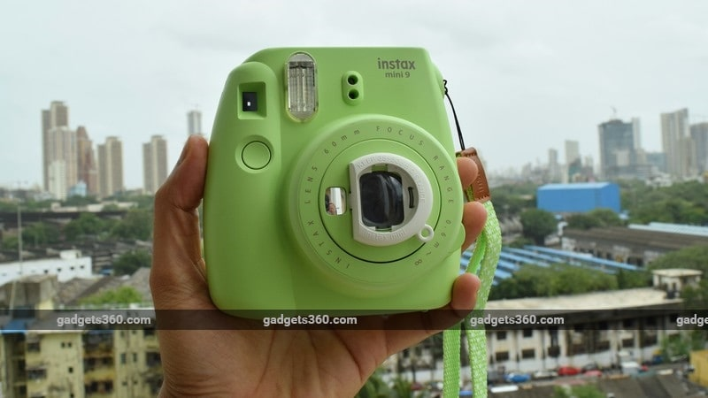ff0aa40f28a Fujifilm Instax Mini 9 Review