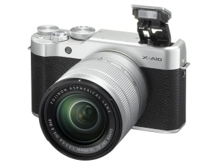 Fujifilm X-A10 Launched, an Entry-Level Mirrorless Camera With a 16.3-Megapixel APS-C Sensor