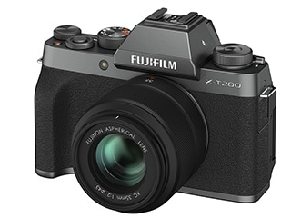 Fujifilm X-T200 Mirrorless Camera With 24.2-Megapixel Sensor, 4K Recording Launched in India
