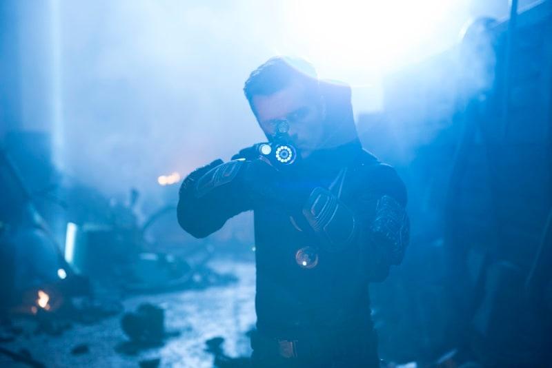 Seth Rogen's Sci-Fi Comedy Future Man Is Coming to Hulu in 2017
