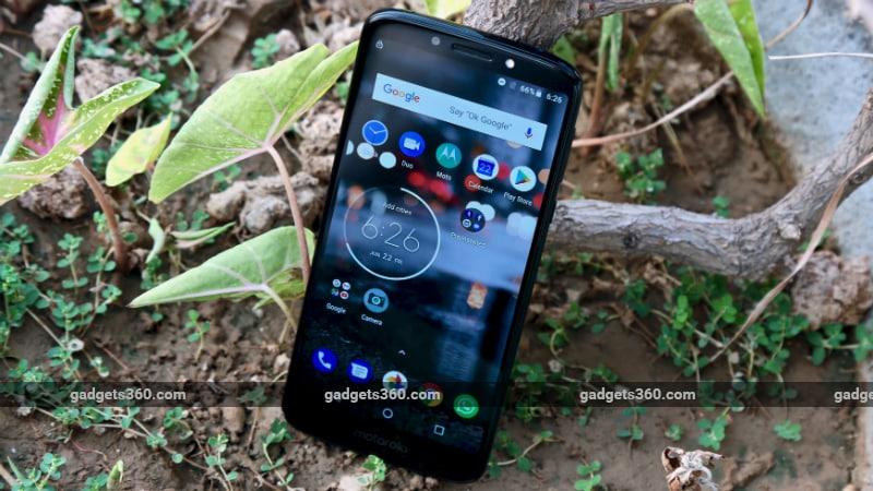 Moto G6 Play Review | NDTV Gadgets360 com