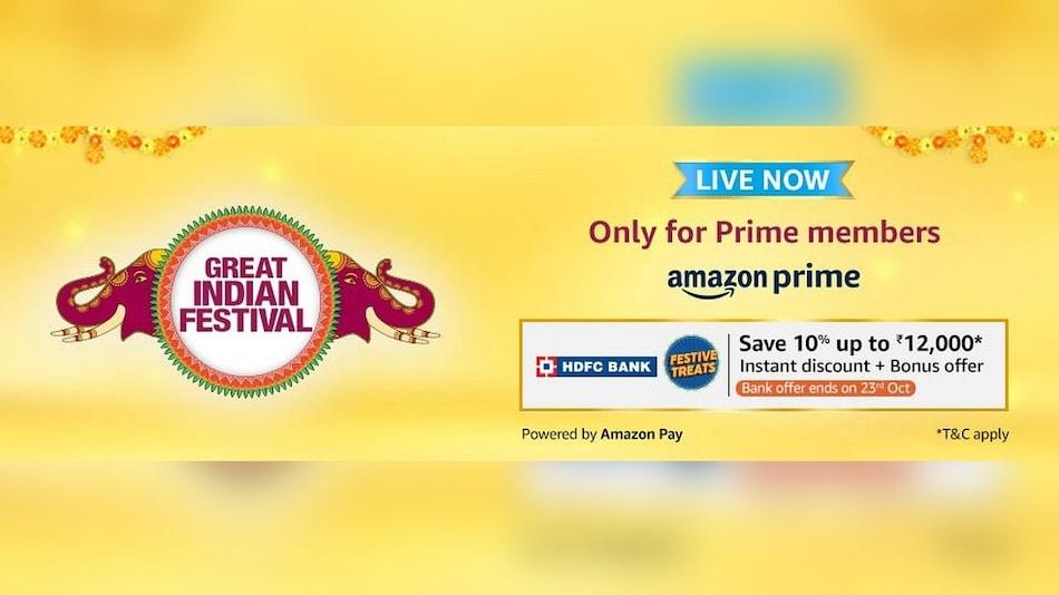 Amazon Great Indian Festival 2020 Sale Best Deals Under Rs. 10,000
