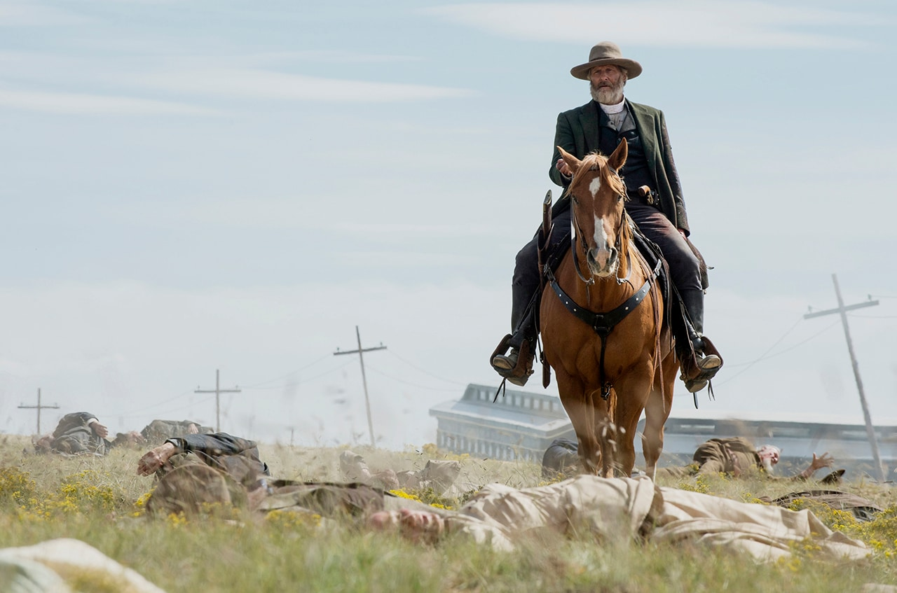 GODLESS 101 Unit 10577R Godless Netflix