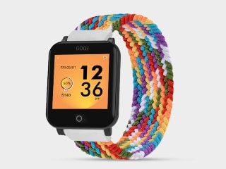 GOQii Smart Vital Junior Smartwatch for Kids With 18 Activity Modes, SpO2 Sensor Launched in India