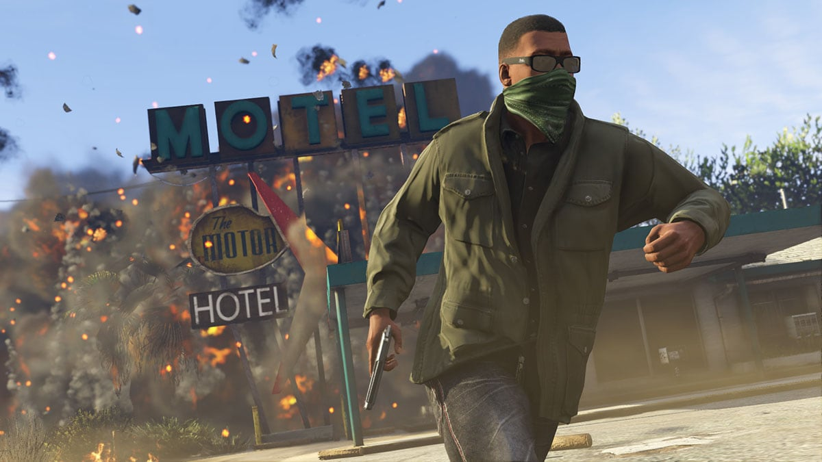 GTA 5 on PS5 in 2021, 'Expanded and Enhanced', With Limited Free GTA Online