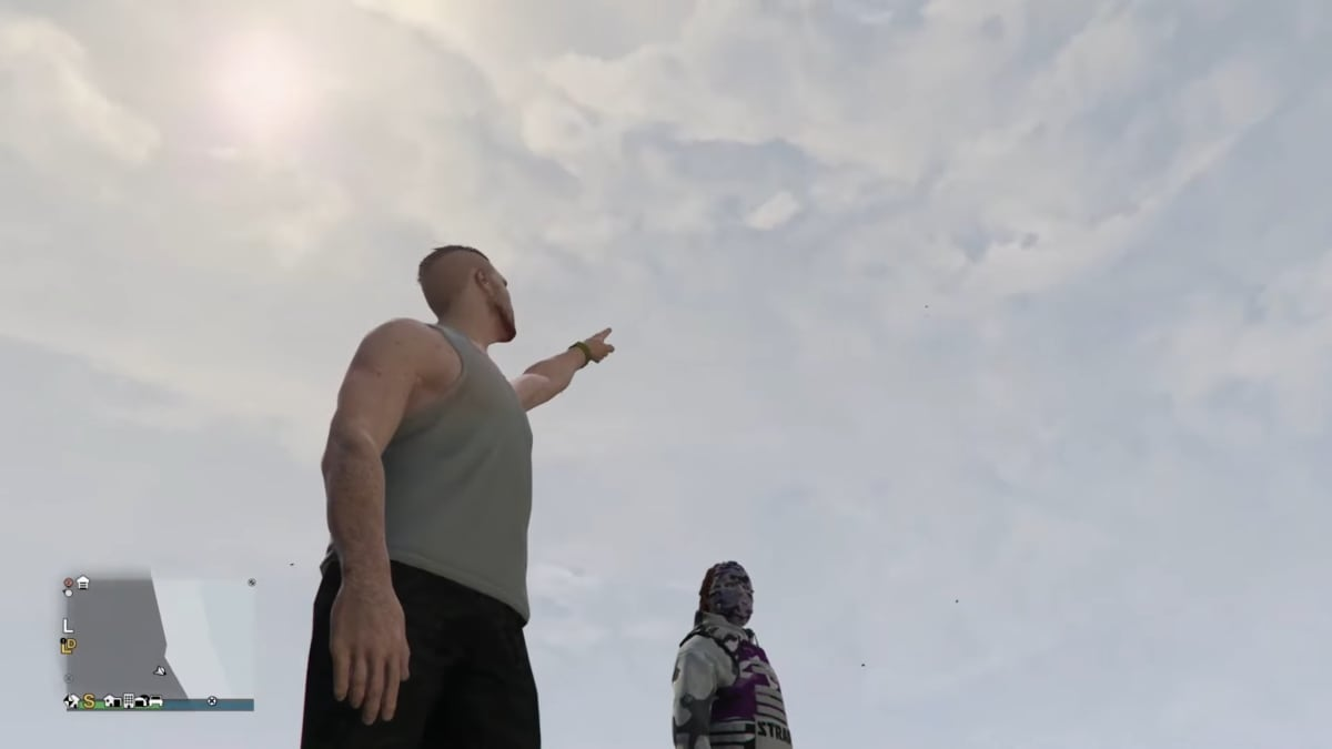 YouTuber Takes Hamlet to the Middle of GTA Online Chaos: Watch