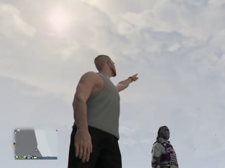 GTA Online Player Attempts to Perform Hamlet in the Middle of Explosions: Watch