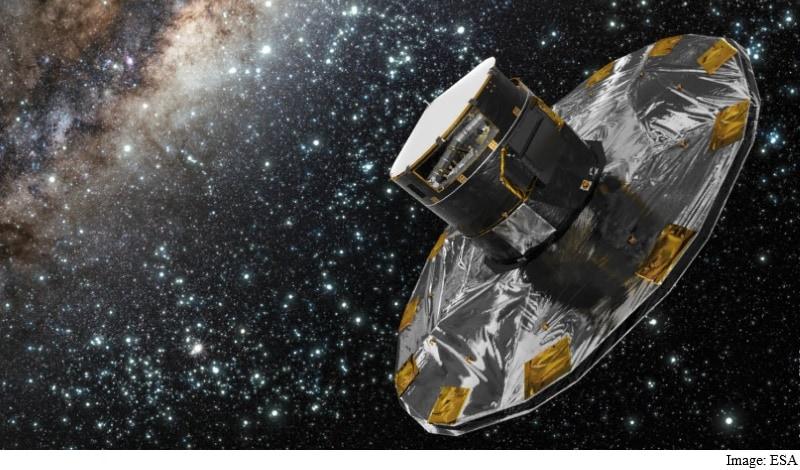 Space agency starts to unfold atlas of 1 billion stars in 3D