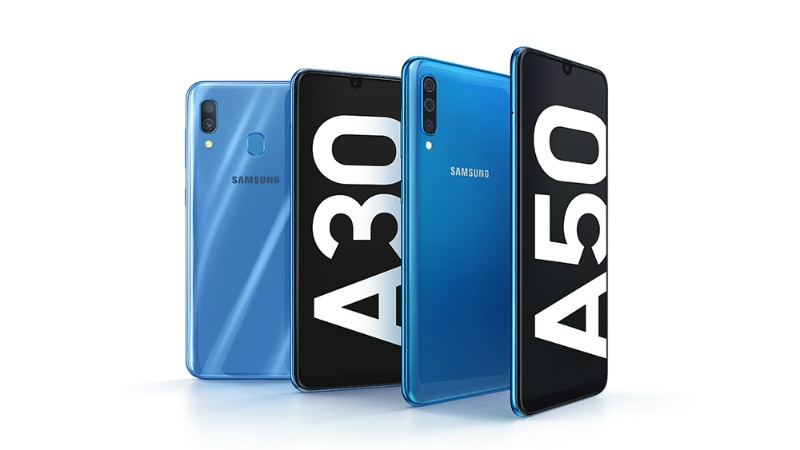 Samsung Galaxy A30, Galaxy A50 India Launch Expected on February 28, as Company Sends Invites