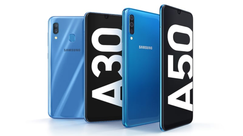 Samsung Galaxy A50 Price Revealed Ahead of India Launch, Global Rollout Starts Mid-March