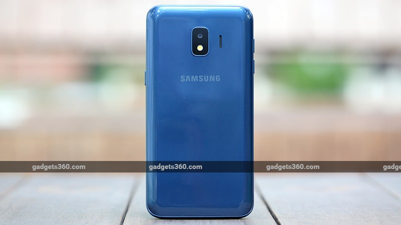 Galaxy J2 Core Back Samsung Galaxy J2 Core Review