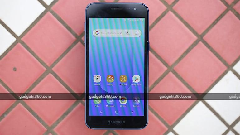 Samsung Galaxy J2 Core और Galaxy J4 को मिल सकता है एंड्रॉयड पाई अपडेट