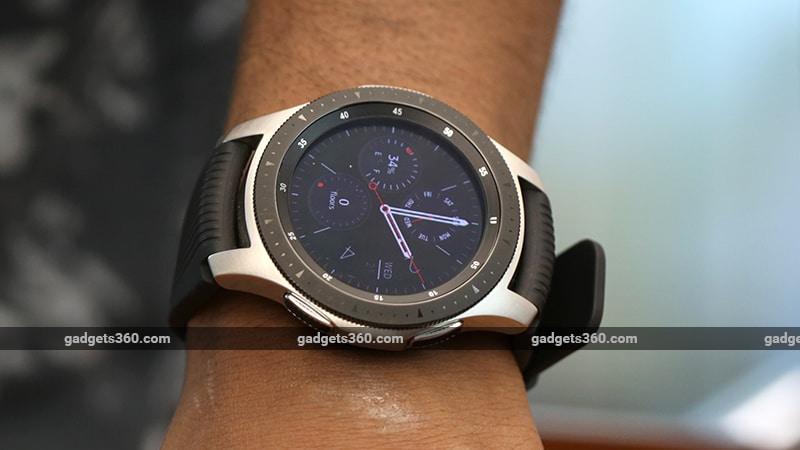 Samsung Galaxy Watch Review | NDTV Gadgets360 com