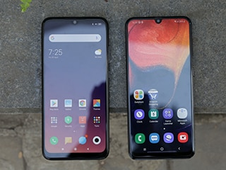 Redmi Note 7 Pro vs Samsung A50: Camera, Performance, Battery Life Comparison