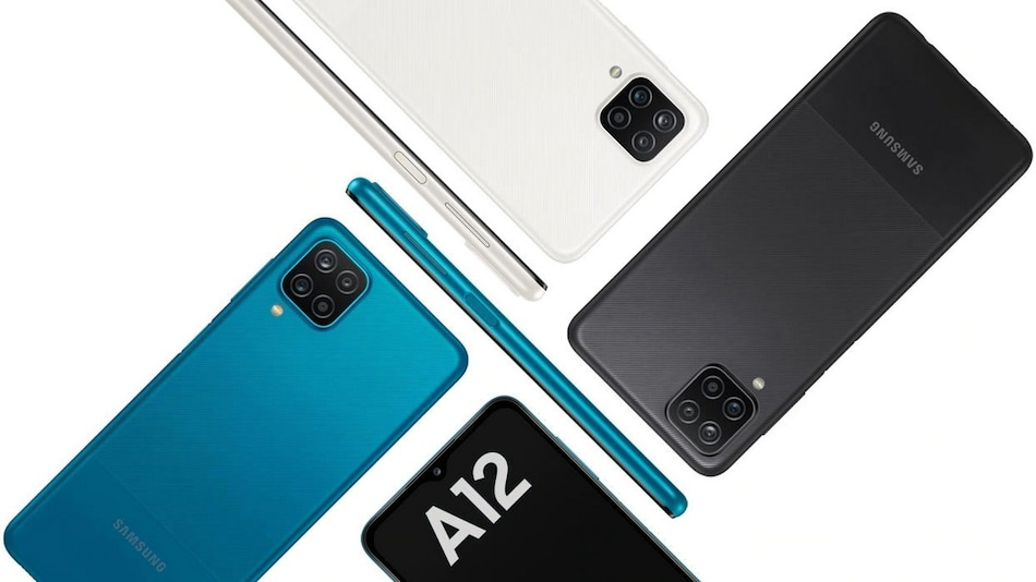 Samsung Galaxy A12 With Exynos 850 SoC, Quad Rear Cameras Launched in India: Price, Specifications