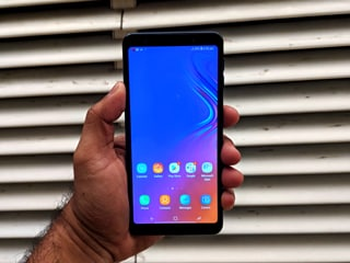 Samsung Galaxy A7 (2018) Review | NDTV Gadgets360 com