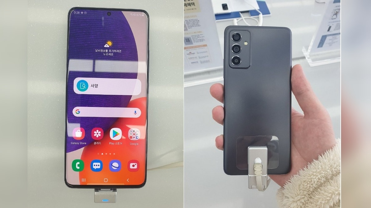 Samsung Galaxy A82 5G Promo Video Leaks Hints at Imminent Launch