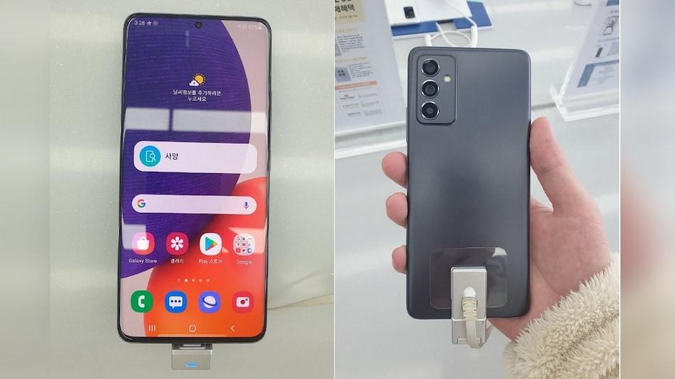 3 बैक कैमरे वाला Galaxy A82 5G का प्रोमो वीडियो लीक, मिलेगी बड़ी बैटरी