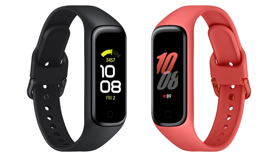 Samsung Galaxy Fit 2 Fitness Tracker With AMOLED Display, 15-Day Battery Life Launched in India