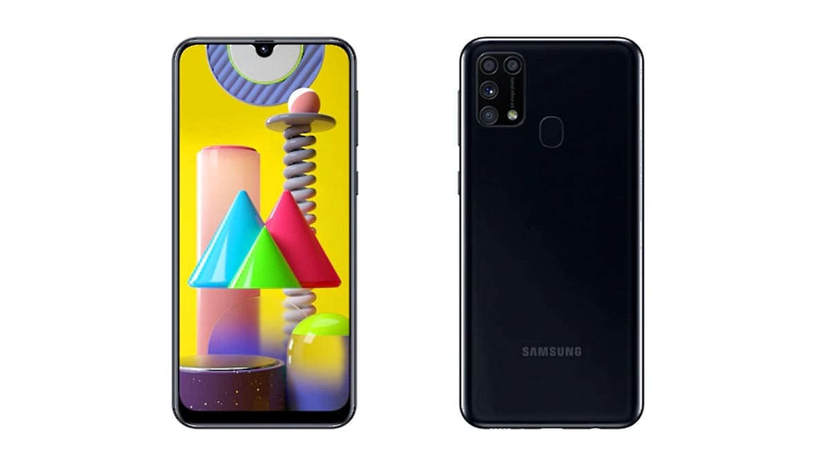 Samsung Galaxy M31 Starts Receiving New Software Update With Glance Vodafone Idea Rcs Support More Technology News