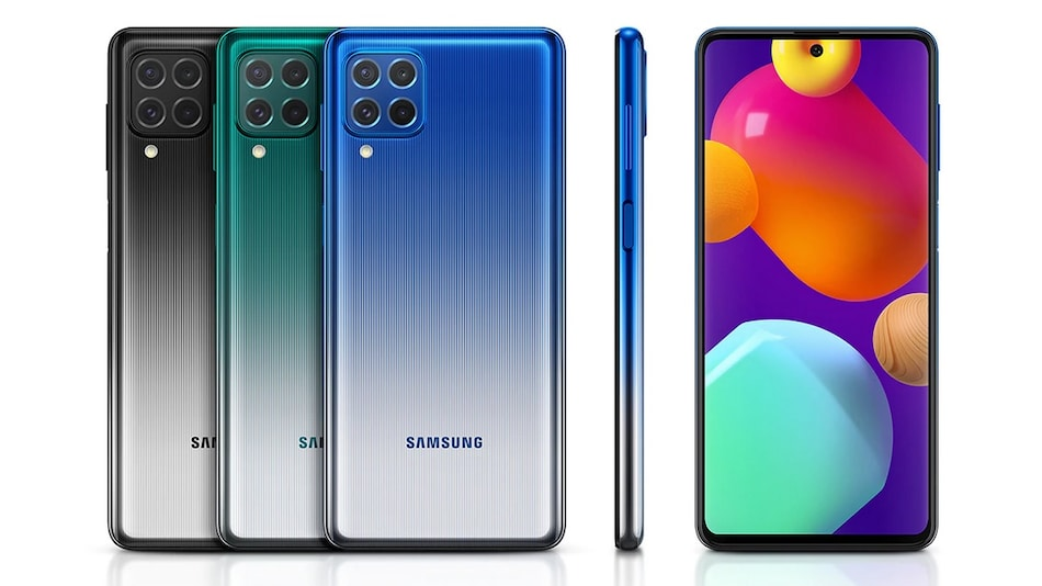Samsung Galaxy M62 With Quad Rear Cameras, 7,000mAh Battery Launched: Price, Specifications