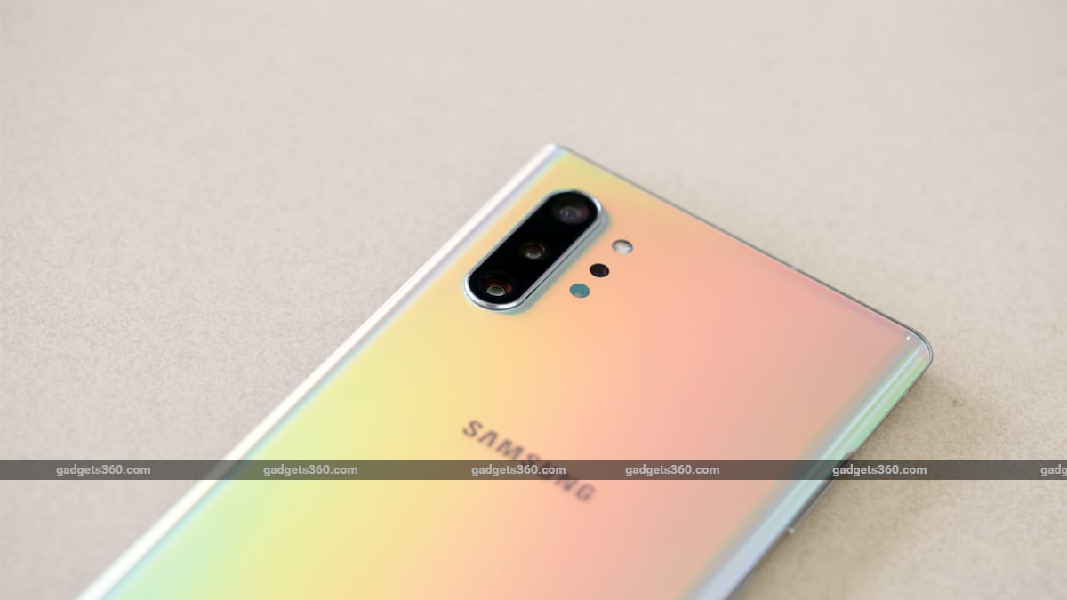 Samsung Galaxy Note 10+ Camera Review