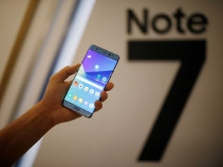 Airline Grounds Samsung Galaxy Note 7 After Explosions Recall