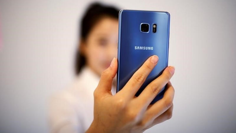 Samsung Galaxy Note 7 Recall: Company to Recall 1,858 Smartphones in China